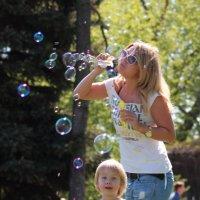 Мыльные пузыри 2 :: Владимир Онищенко