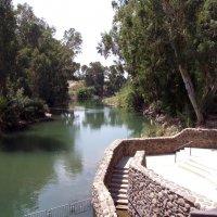 река Иордан :: Валерий Баранчиков