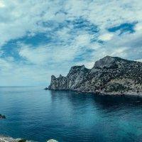 Царский пляж-бухты Новый Свет (Крым) :: Денис Малых