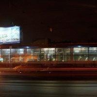 призрачный трамвайчик :: Алексей Петров