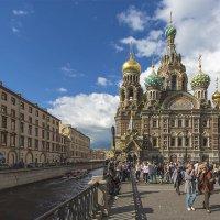 Храм Спаса на Крови :: Андрей Шаронов