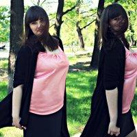Я и моя тень :: Юлия Суханова