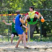 Второй этап Чемпионата России по пляжному гандболу среди мужчин,16-18июня :: Vadim77755 Коркин