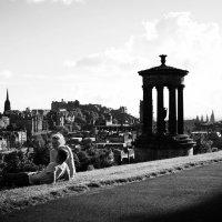 Calton Hill, Edinburgh :: SvetlanaScott .