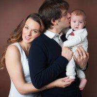 Семейный портрет :: Екатерина Дашаева