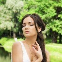 Красиво и нежно... :: Александр Ануфриев