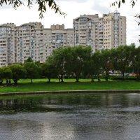 Дом у Озера. :: Александр Лейкум