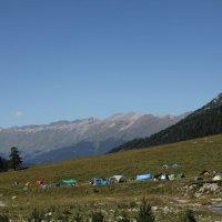 Палаточный лагерь :: Vladimir 070549
