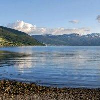 Норвежский пейзаж :: Николай Танаев