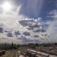 Красивое небо... :: Роман Романенко