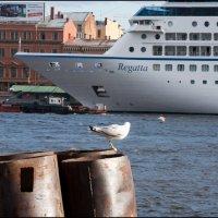 Корабли постоят и ложатся на курс :: Михаил Розенберг