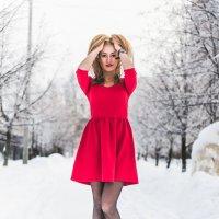 мороз -28 :: Илья Земитс