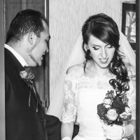 Жених и невеста :: Йеннифэр Шурсен