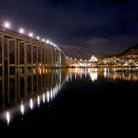 Tromsø at Night :: Александр Павленко