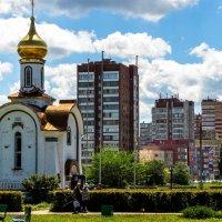 Архитектура-Градостроение :: Анатолий Казанцев