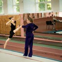 Из серии: Будни художественной гимнастики :: MVMarina
