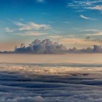 Над облаками :: Ростислав Бычков