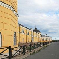 Гостиные дворы в Архангельске :: Дарья Личутина