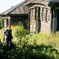 Утро в деревне Дятькино :: Валерий Талашов