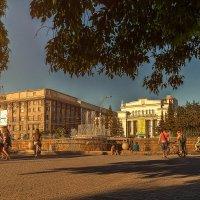 Лето в городе... :: Елена Черненко
