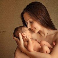 Фотосъемка новорожденных :: Елена Леухина