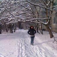 Зима :: Мася Рюмина
