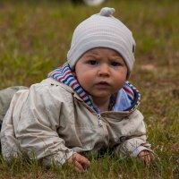Мартиньш 9 месяцев :: Диана Матисоне