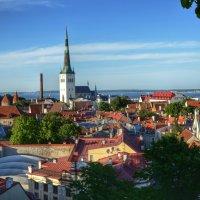 Таллин. Старый город :: Ed Peterson