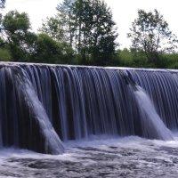 водопад :: Наталья Солженикина