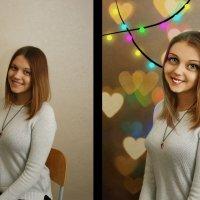 Портрет в стиле Doll face. :: Ольга Игнатьева