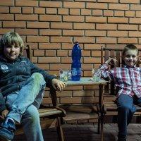 хорошо сидим! :: валерий попов