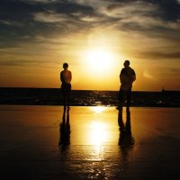 двое...и море :: Андрей