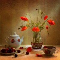 Вечерний чай :: Юлия Эйснер