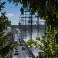 Камская ГЭС :: Ирина Старкова