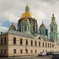 Кафедральный собор Богоявления Господня в Елохове :: Александр Качалин