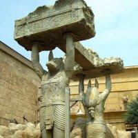 Стражи Египетских пирамид. :: Александр TS