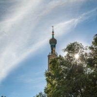 САРАТОВ_минарет Соборной мечети :: Андрей ЕВСЕЕВ