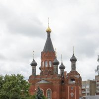 Храм :: Елена Миронова
