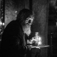 пещерный монах :: Александр Варуха