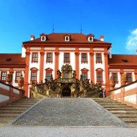 Тройский замок (Чехия, Прага) :: Karina Mart