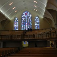 Старейшая церковь в Торонто :: Юрий Поляков