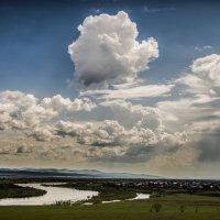 Небо. :: Алексей Снедков