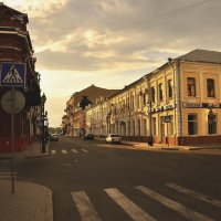 Старый город. :: Олег Сахнов