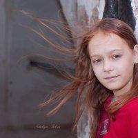 Ветер :: Nataliya Belova