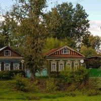Города провинции. Нерехта. Прянишные домики :: Galina