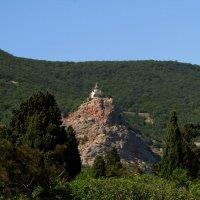 А где то там на горе... :: Marina Timoveewa