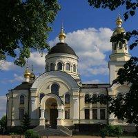 Храм в листве :: Дмитрий Авдонин