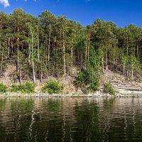 Озеро Иртяш :: Владимир Оськин