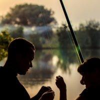 Однажды на рыбалке :: Vadim M