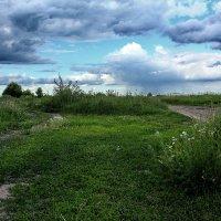 Приближается гроза :: Юрий Морозов